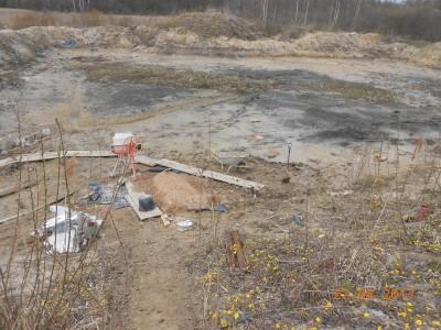 Изготовление и установка шахт водоспусков типа Монах - мой отчет фото и видео  - DSCN1863[1].JPG