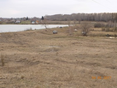 Получение земель под создание водоема - DSCN0421.JPG