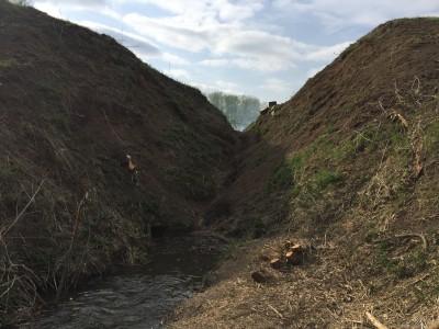 Тамбовская область, старый пруд 0.76 га. Востановление - IMG_8077.JPG