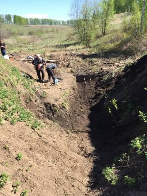 Тамбовская область, старый пруд 0.76 га. Востановление - IMG_8108.JPG