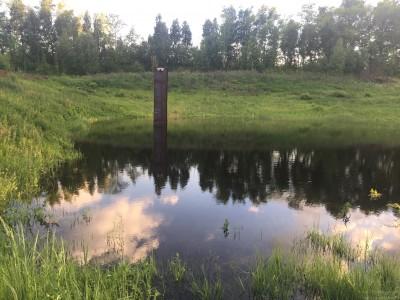 Тамбовская область, старый пруд 0.76 га. Востановление - IMG_8728.JPG