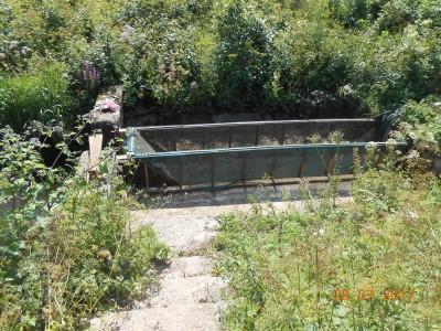 Рыбоуловитель, или упрощаем сбор рыбы при спуске прудов - DSCN2340.JPG