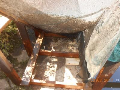 Рыбоуловитель, или упрощаем сбор рыбы при спуске прудов - DSCN2344.JPG