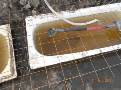 Пруд под пленкой- эксперимент онлайн и что получилось фото видеоотчет  - DSCN2099.JPG
