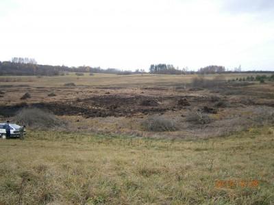 пруд 3 га - превращение из поля в водоем Или как бобры помогли в этом - PA280036.JPG