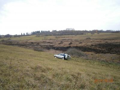 пруд 3 га - превращение из поля в водоем Или как бобры помогли в этом - PA280037.JPG