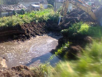Раcширение небольшого пруда. - Фото0048.jpg