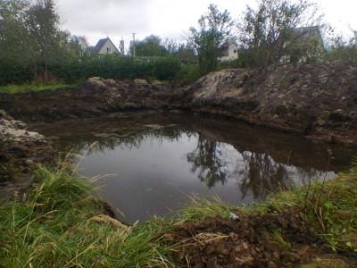 Раcширение небольшого пруда. - Фото0049.jpg